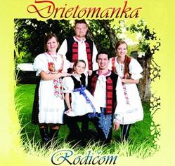Rodičom - CD 2012