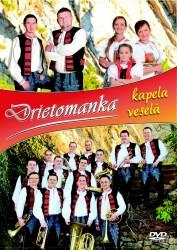 Kapela veselá - DVD 2013